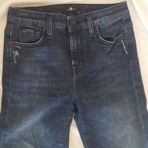 NWOT 7 for all mankind Skinny Jean
